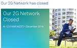 Telstra 2G GSM Shutdown