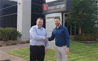 Inner Range hires Brad Sheen for NSW/ACT