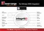 Inner Range links Integriti/Infiniti with Nx Witness VMS Integration
