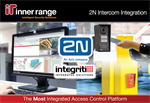 Inner Range integration with 2N IP Intercoms
