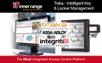 Inner Range Integrates Integriti With Traka Key Cabinets and Lockers