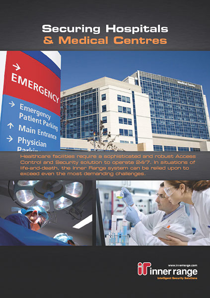 Hospitals & Medical Industry Brochure